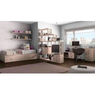 Composicion Teen Space Ref. 1098/10-11 Lineas Taller