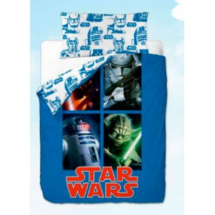 Funda nordica Star Wars Sides Gamanatura
