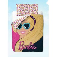 Funda nordica Barbie Pink Gamanatura