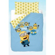 Funda nordica Minion Eye Gamanatura
