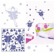 Vinilo Mini-Fairies Ref. 1202/XS005